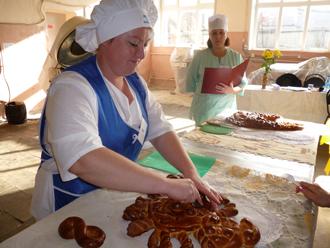 В нижегородской кооперации выбрали самого лучшего пекаря.