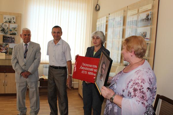 В облпотребсоюзе открылся музей истории потребкооперации Нижегородской области