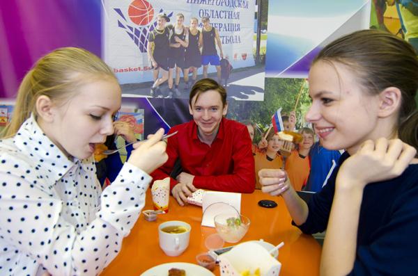 Наши открытия: Детское кафе «Олимп» в Тоншаево