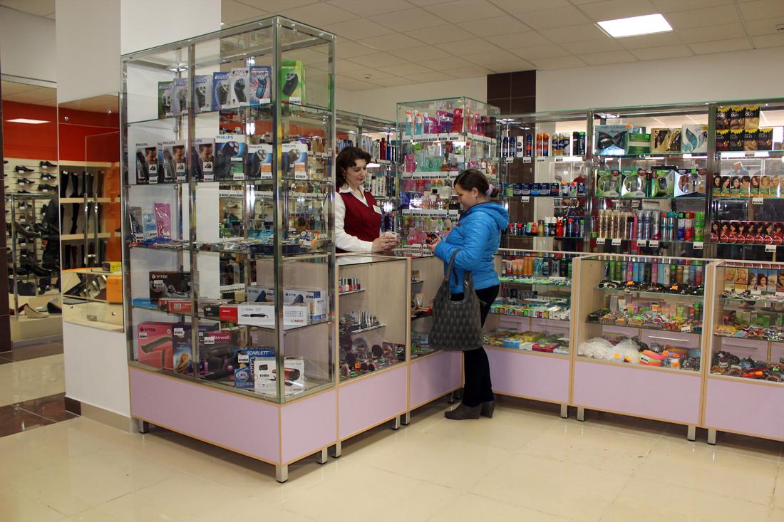 Розничная торговля в Починковском райпо 2