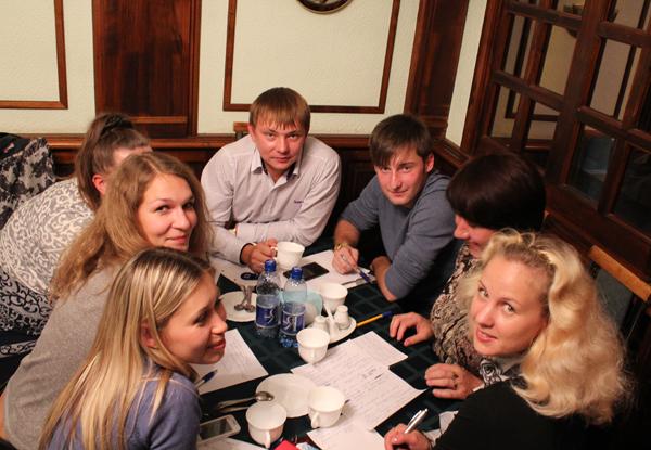 В Нижегородской области прошла 8-ая лидер-смена «Школа молодого лидера»