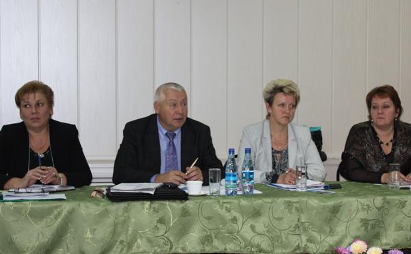 На базе Д. Константиновского филиала НОПО прошел семинар  заместителей по торговле