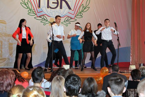 В Нижегородском экономико-технологическом колледже состоялся День открытых дверей