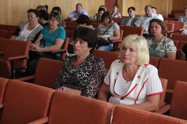 На базе Нижегородского облпотребсоюза состоялось совещание с руководителями торговли районных потребительских обществ
