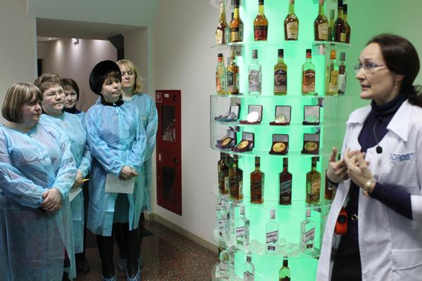 Работники нижегородской потребительской кооперации побывали на заводе SORDIS
