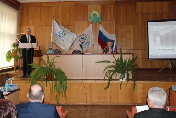 В Нижегородском облпотребсоюзе прошло  28 общее собрание представителей потребительских обществ