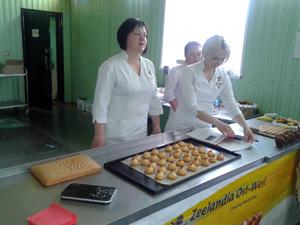 На Бутурлинском хлебозаводе прошел мастер – класс с технологами кооперативных хлебопекарных предприятий