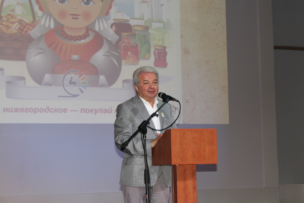 Торжественные мероприятия, посвященные 100-летию Нижегородского облпотребсоюза прошли в с.Владимирское (видео)