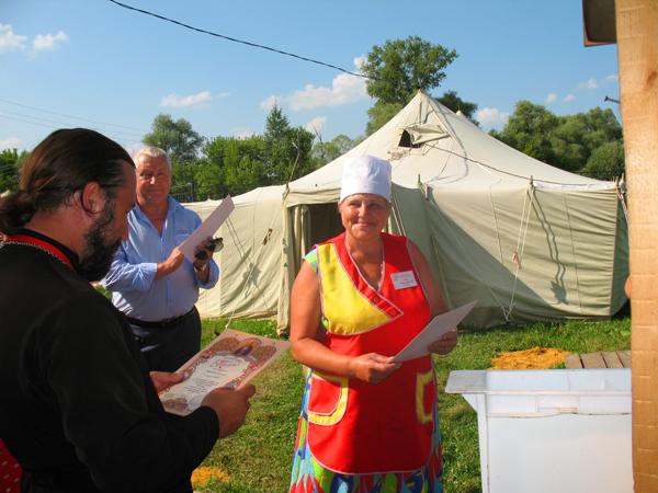 Нижегородские кооператоры  приняли участие в организации празднования дней памяти преподобного Серафима Саровского