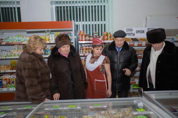 За опытом в Тоншаево приехали кооператоры из Вологодской области