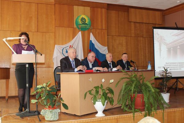В Нижегородском облпотребсоюзе состоялось 30 общее собрание представителей потребительских обществ