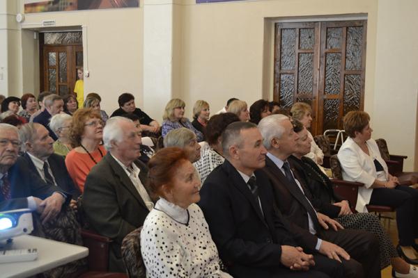В Нижегородском экономико-технологическом колледже состоялась встреча выпускников