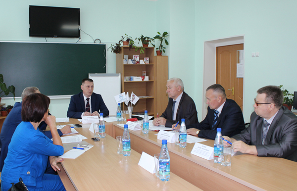 Состоялось заседание рабочей группы по реализации трехстороннего соглашения