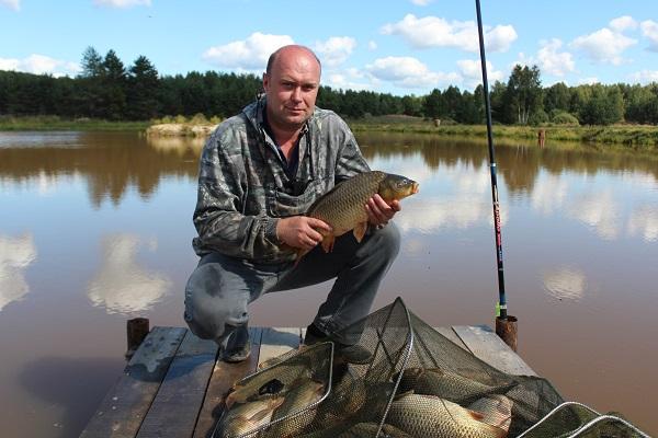 В Краснобаковском райпо открыли рыболовный комплекс