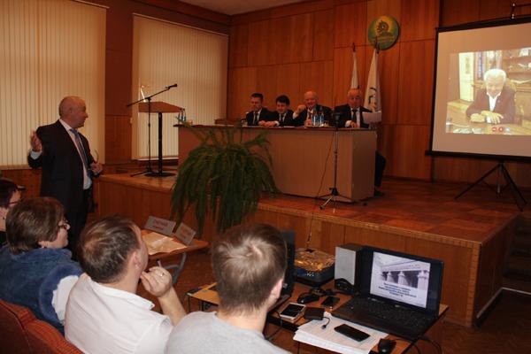 В Нижегородском облпотребсоюзе состоялось 31-е отчетно-выборное собрание представителей потребительских обществ