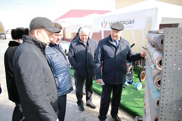 Практические семинары по обмену опытом были проведены на базе Вачского и Ковернинское райпо