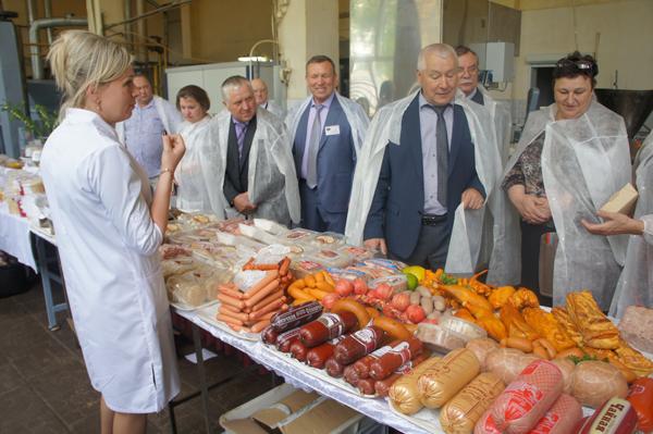 Практический семинар по обмену опытом в сфере производства состоялся в р.п. Ардатов