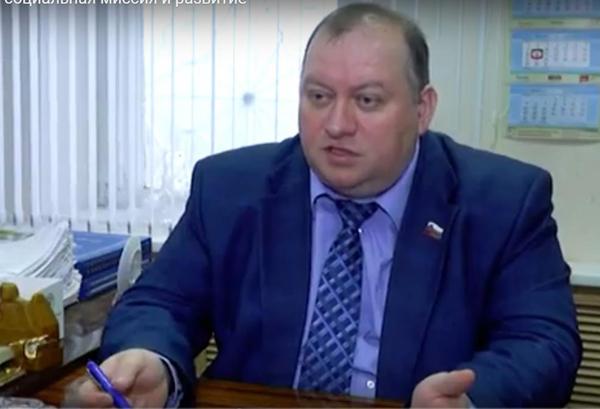 Видеосюжет  Центросоюза РФ о деятельности Городецкого райпо