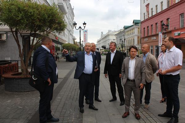 Комиссия по сохранности на улице