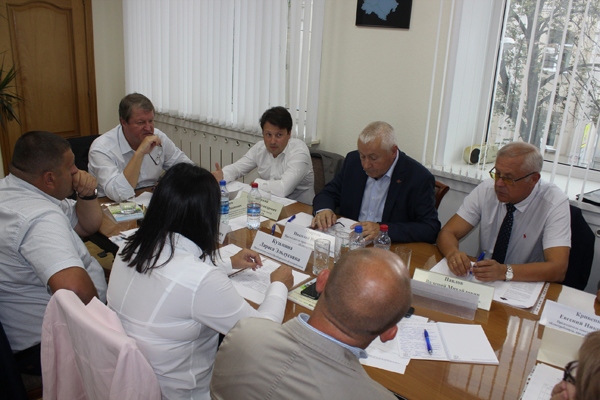 Комиссия по сохранности общая