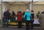 Нижегородские кооператоры торгуют  на фестивальной ярмарке «Урожай» на пл. Минина