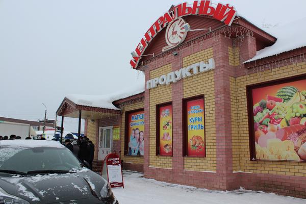 На базе Ковернинского райпо прошло выездное правление Нижегородского облпотребсоюза