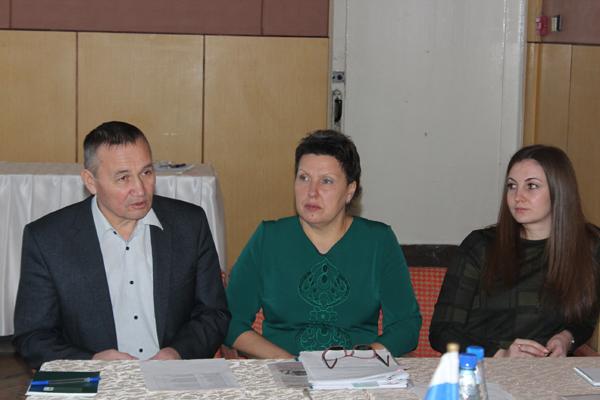 В Нижегородском облпотребсоюзе состоялось семинар-совещание с председателями первичных профсоюзных организаций