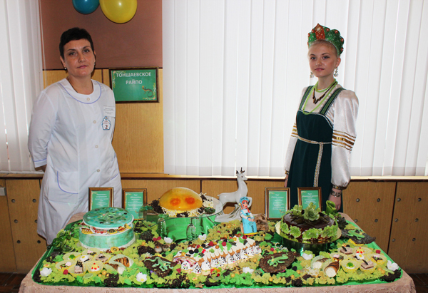 Кондитеры Тоншаево