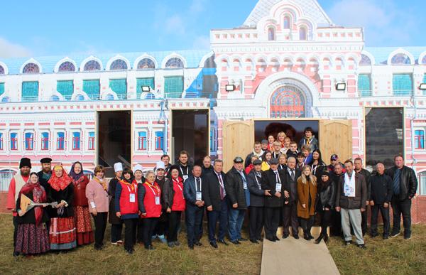 Экспозиция Нижегородской области