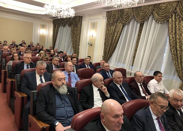 Заседание Совета в Москве