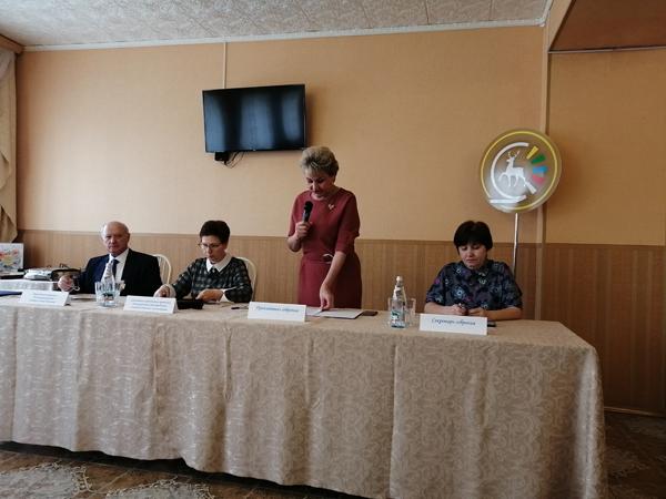 Собрание в Тоншаево
