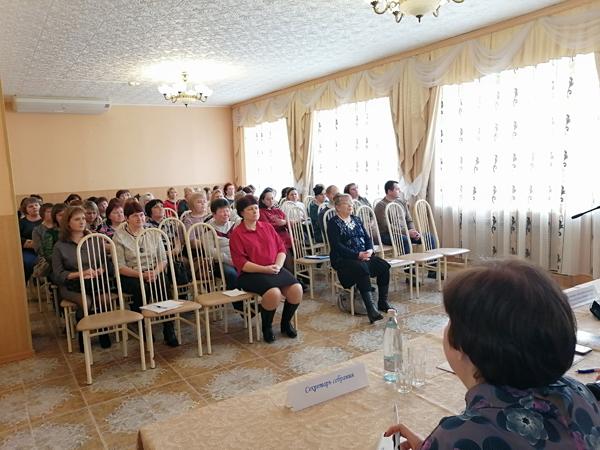 Собрание в ТОншаево 3