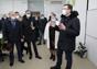 Студент НЭТК Никита Чернов встретился с губернатором Нижегородской области Глебом Никитиным