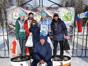 Бухгалтер Шарангского райпо Светлана Бахтина заняла первое место в лыжном забеге