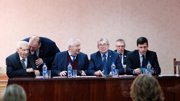 Собрание в Городецком райпо