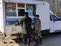 Магазин на колесах ПО «Воскресенский кооператор»  появился в деревне Нахратово как спасение