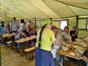Нижегородские кооператоры в очередной раз обеспечивали горячим питанием паломников на торжествах в с. Дивеево.