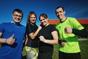 Команда нижегородского облпотребсоюза «Кооперация» приняла участие в экстремальном забеге «Стальной характер»